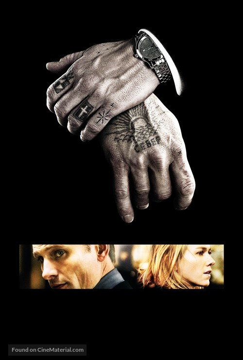 Eastern Promises - Key art