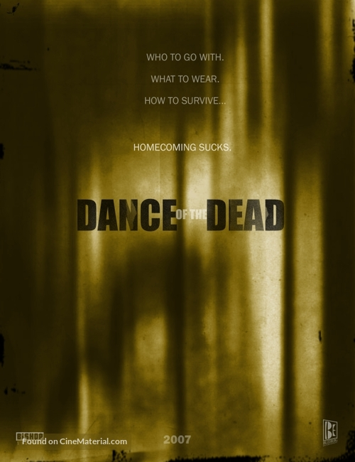 Dance of the Dead - Movie Poster