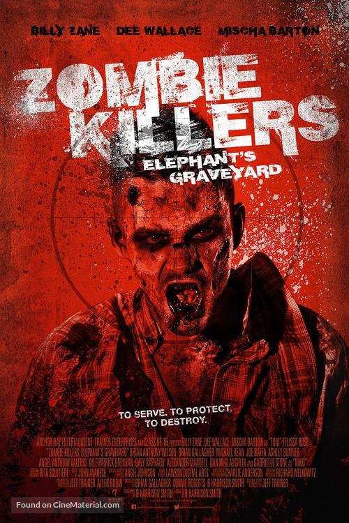 Zombie Killers: Elephant's Graveyard - Movie Poster