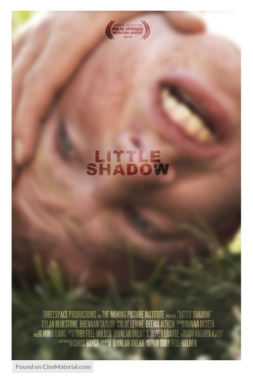 Little Shadow - Movie Poster