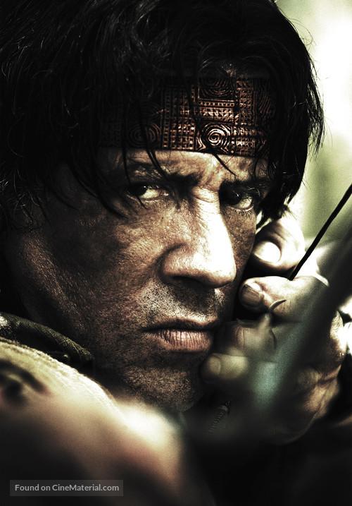 Rambo - Key art