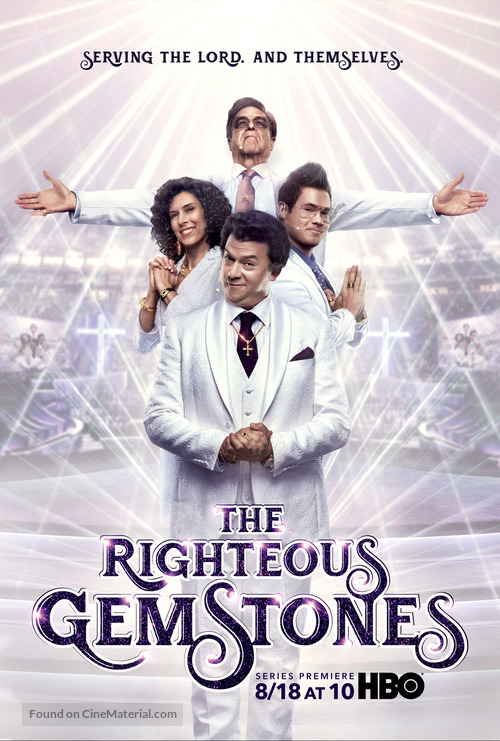 """The Righteous Gemstones"" - Movie Poster"
