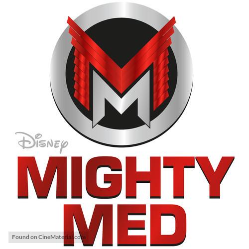 """""""Mighty Med"""" - Logo"""