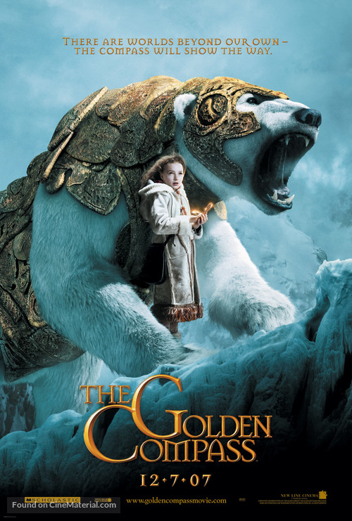 The Golden Compass - Theatrical movie poster