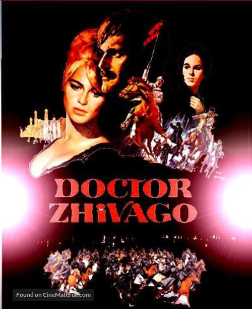 Doctor Zhivago - Movie Cover