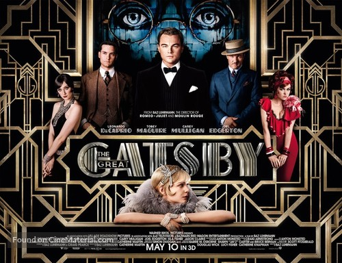 in the great gatsby fitzgerald shows The great gatsby line that came from fitzgerald's life—and inspired a it'll show you how i've gotten to feel about f scott fitzgerald's the great gatsby.