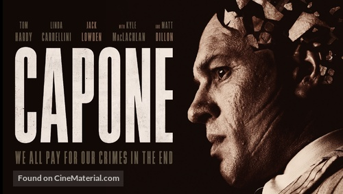 Capone - poster