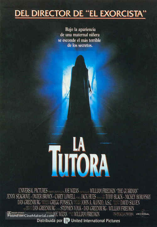 The Guardian - Spanish Movie Poster