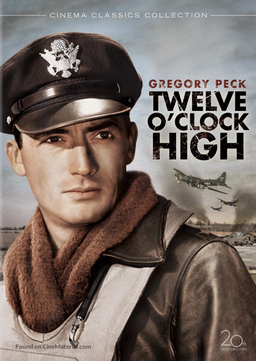 Twelve O'Clock High - Movie Cover