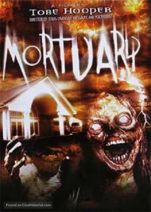 Mortuary - British Movie Poster