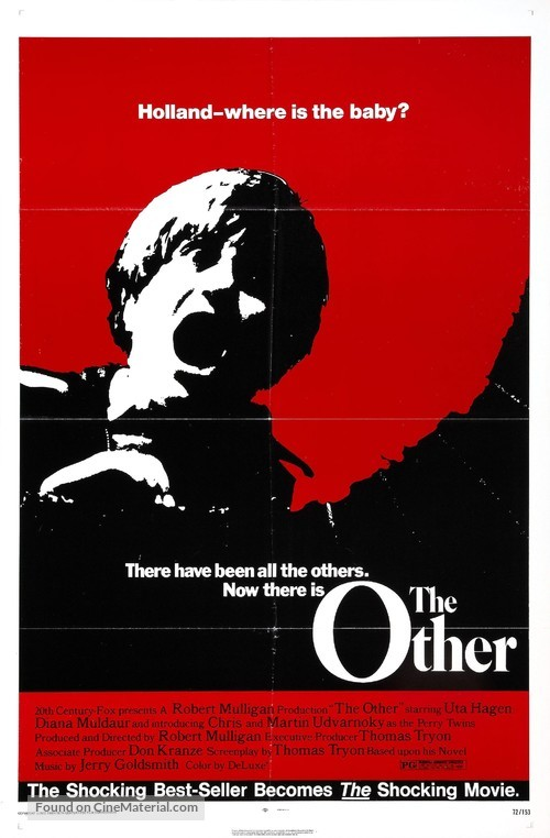 The Other - Movie Poster