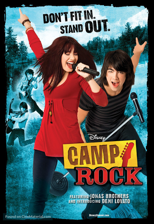 Camp Rock 2: The Final Jam Full Movie - Video