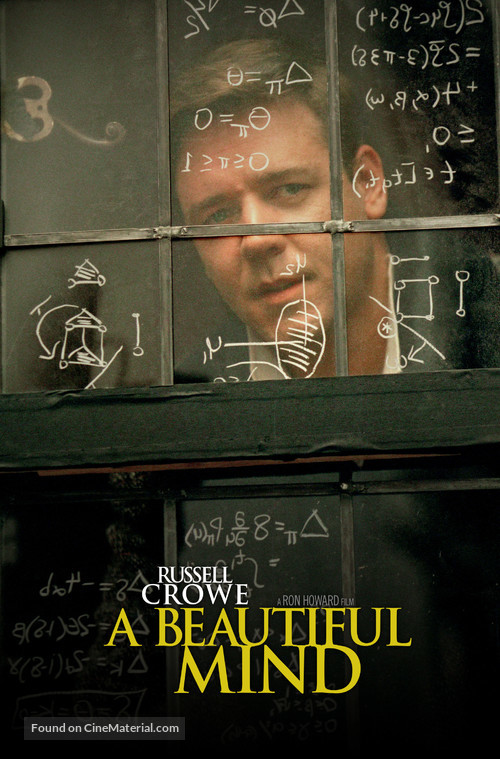 A Beautiful Mind - Movie Cover