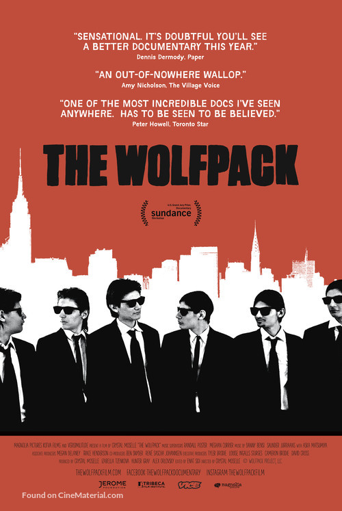 The Wolfpack - Movie Poster