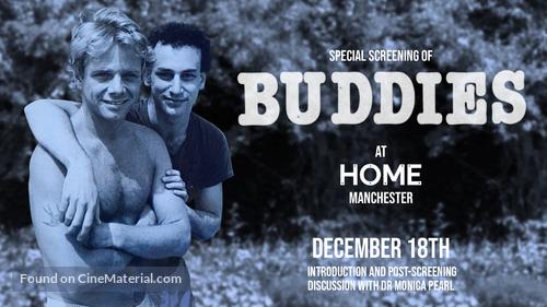 Buddies - British Movie Poster