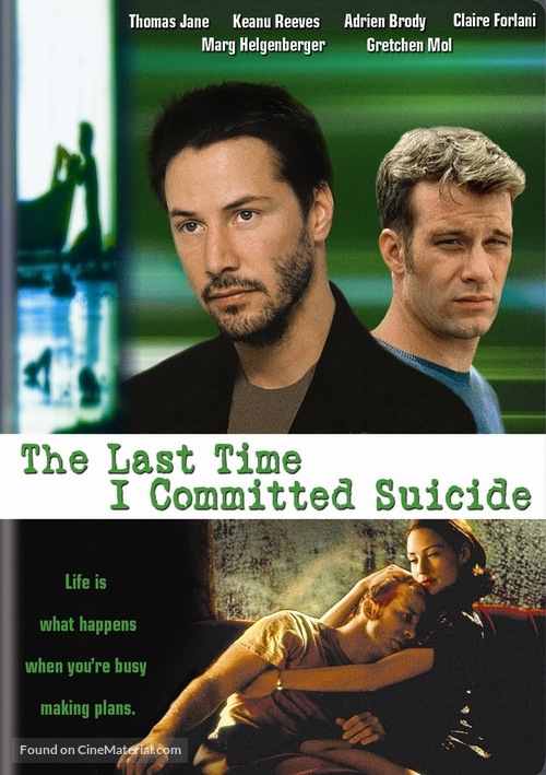 The Last Time I Committed Suicide - Movie Cover
