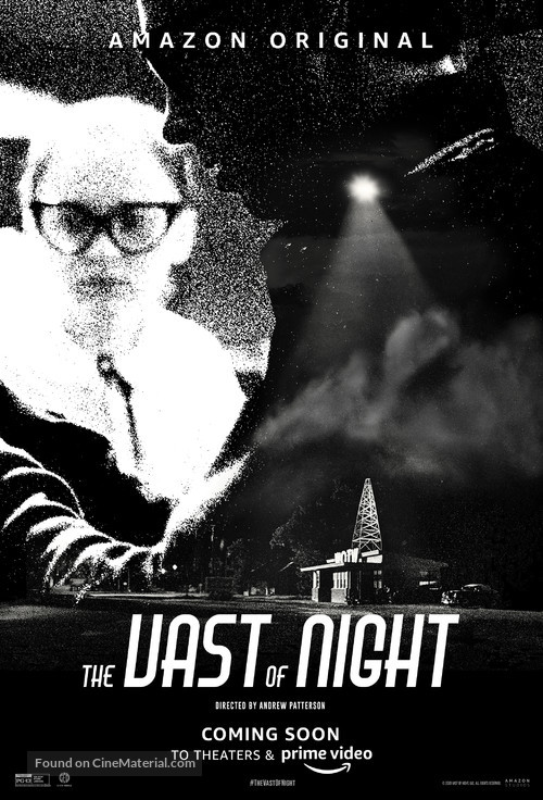 The Vast of Night - Movie Poster
