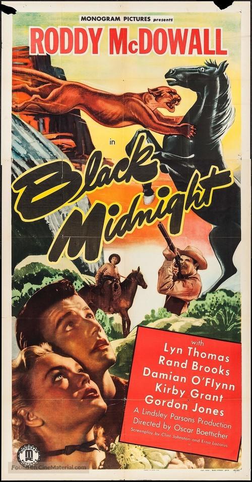 Black Midnight - Movie Poster
