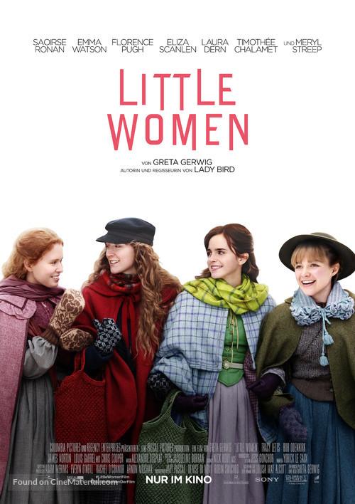 Little Women - German Movie Poster