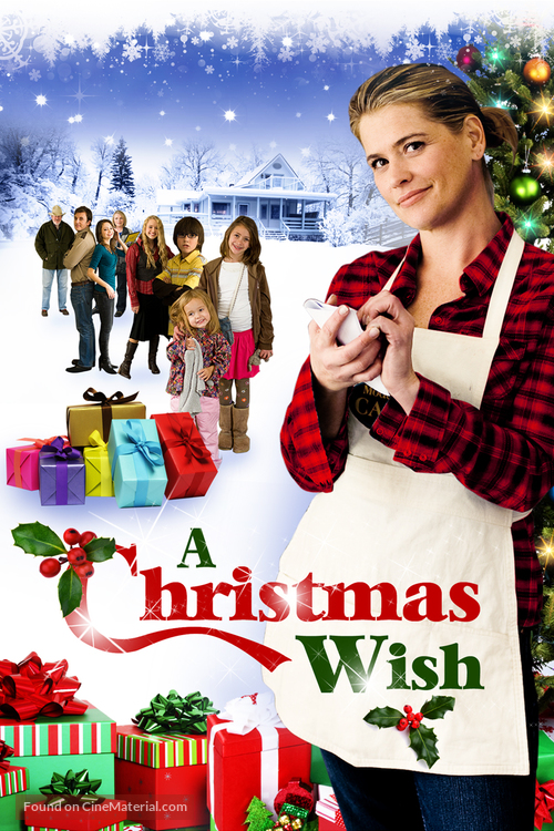 A Christmas Wish - DVD movie cover