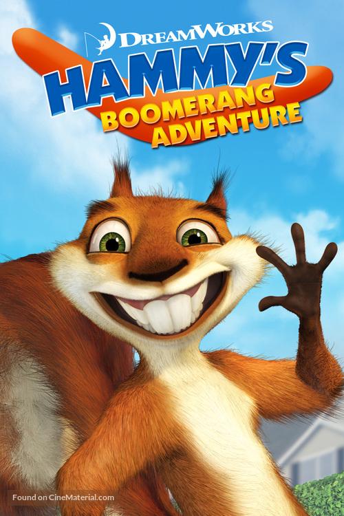 Hammy's Boomerang Adventure - Movie Poster