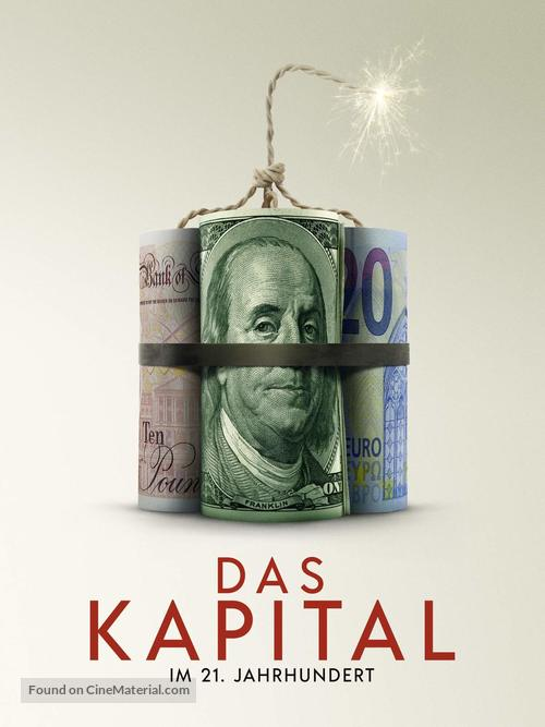 Capital in the Twenty-First Century - German Video on demand movie cover