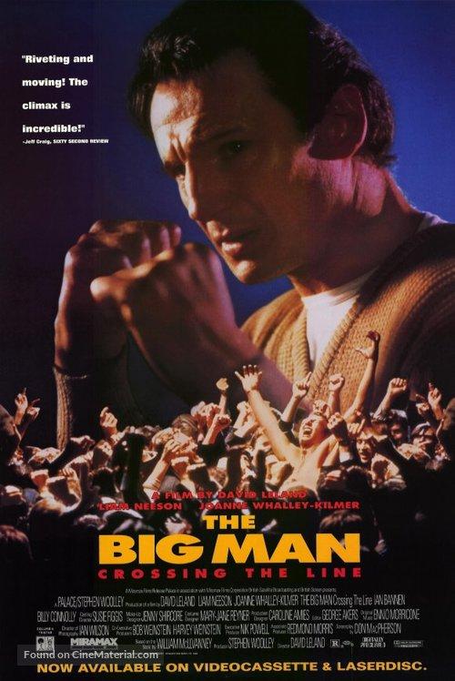 The Big Man - Movie Poster