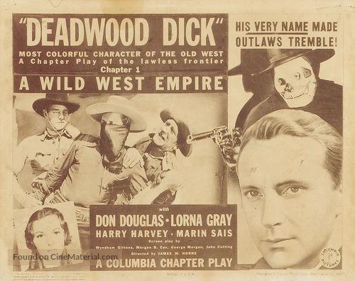 Deadwood Dick - Movie Poster