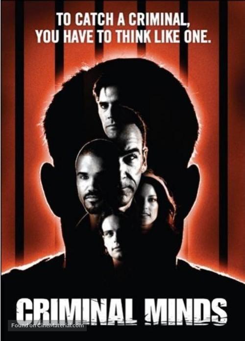 """""""Criminal Minds"""" - Movie Poster"""