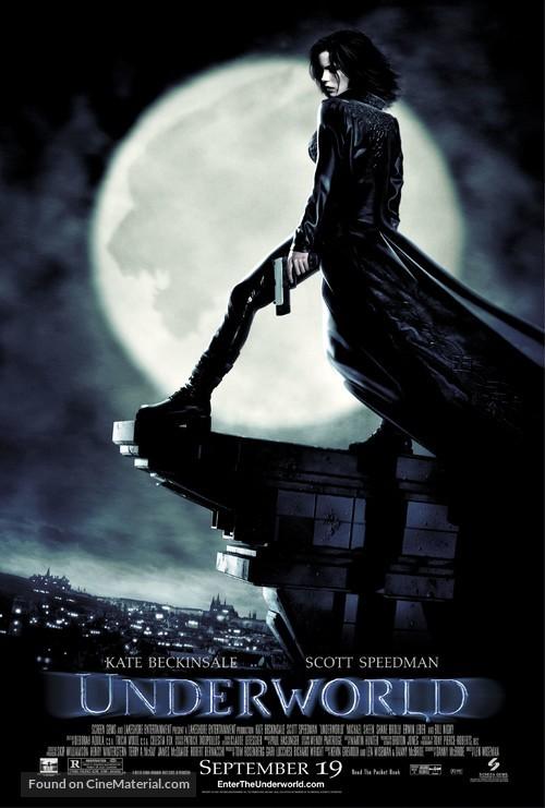 Underworld - Movie Poster