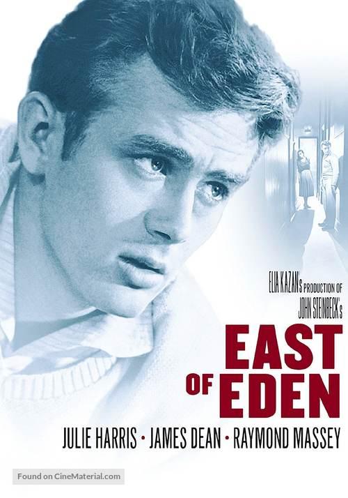 East of Eden - DVD cover