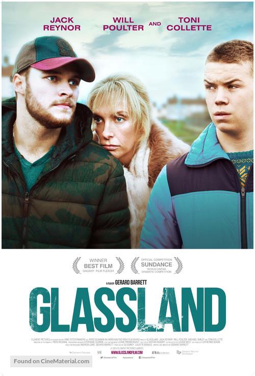 Glassland - Irish Movie Poster