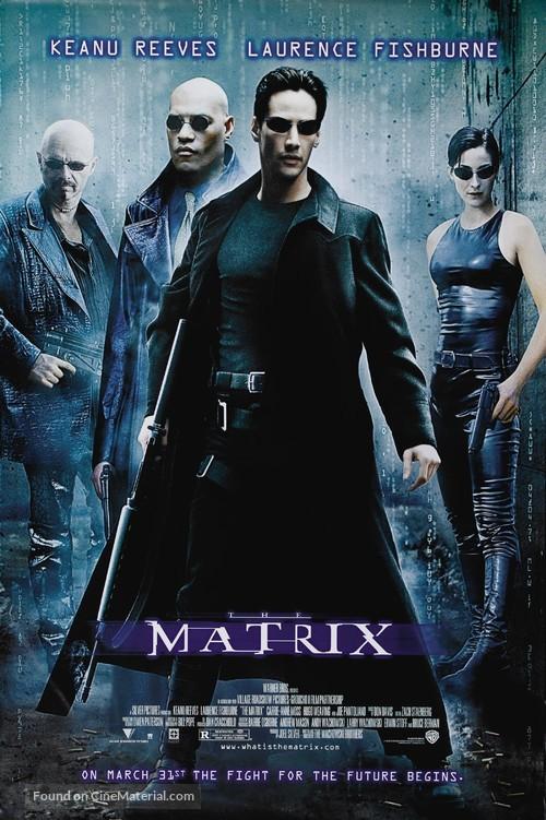 The Matrix - Advance poster