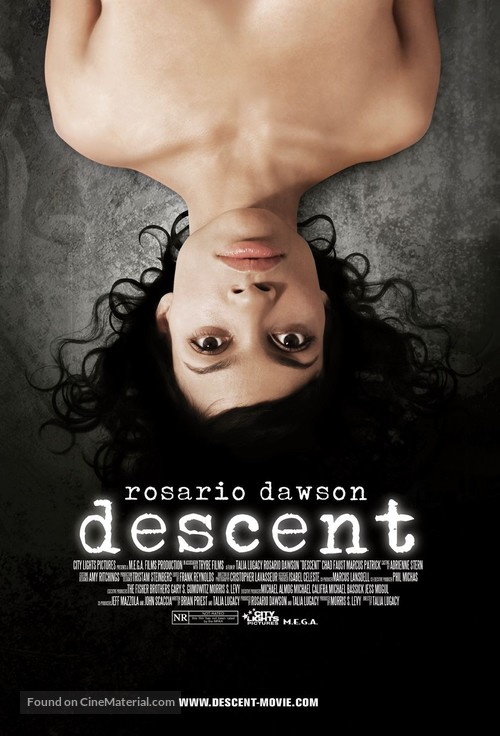 Descent - Movie Poster