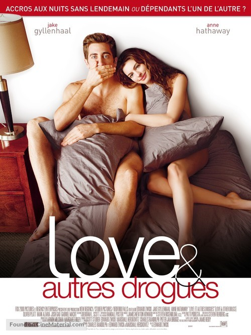 Love and Other Drugs - French Movie Poster