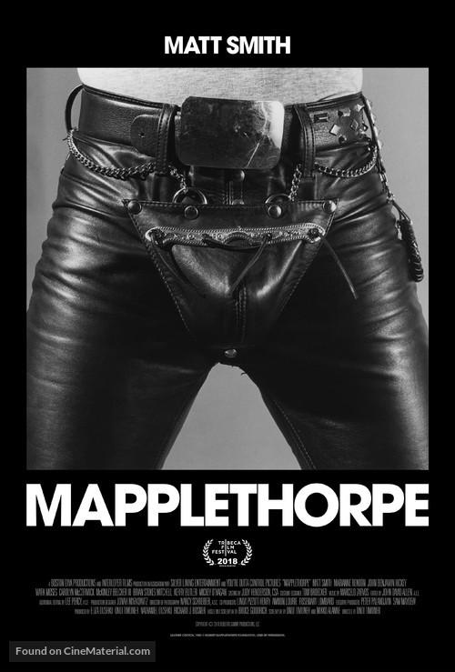 Mapplethorpe - Movie Poster