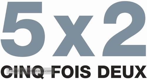 5x2 - French Logo