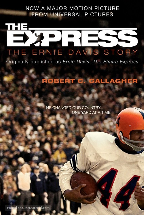 The Express - DVD movie cover