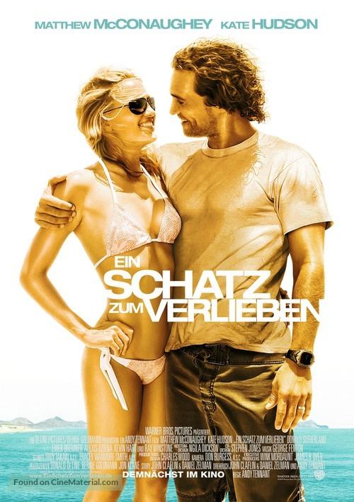 Fool's Gold - German Movie Poster