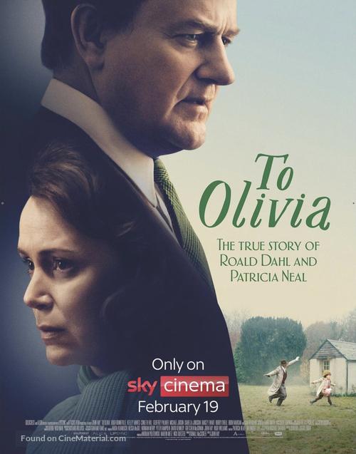 To Olivia - British Movie Poster