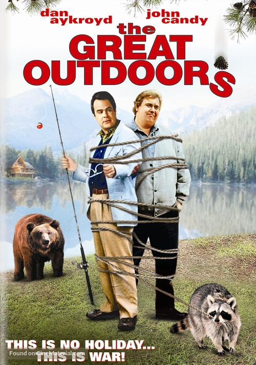 The Great Outdoors - Movie Cover