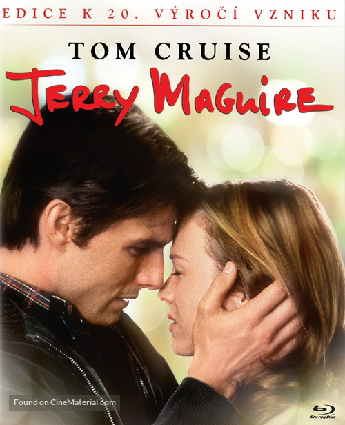 Jerry Maguire - Czech Movie Cover