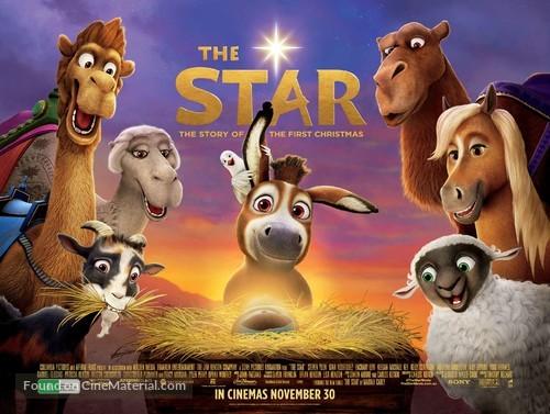 The Star - Australian Movie Poster