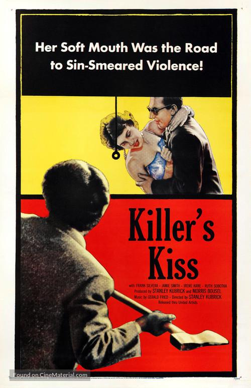 Killer's Kiss - Movie Poster