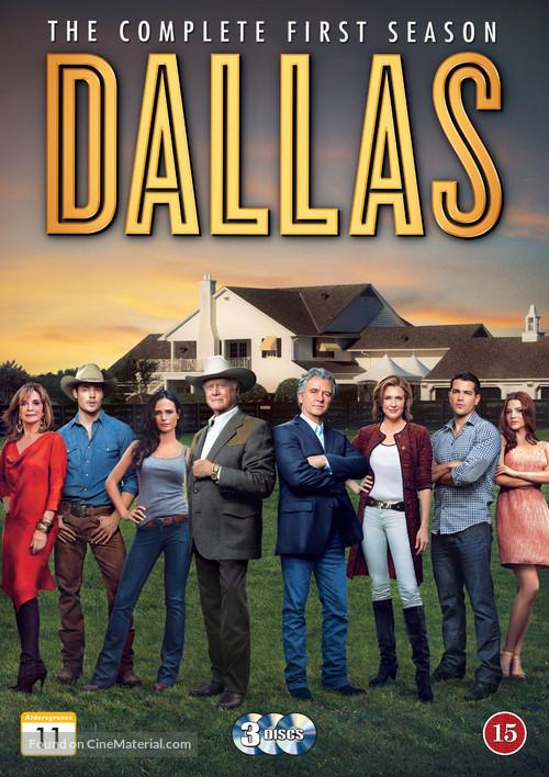 """""""Dallas"""" - Danish Movie Cover"""