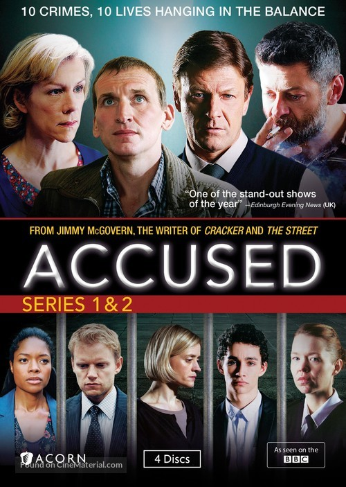 """Accused"" - DVD movie cover"
