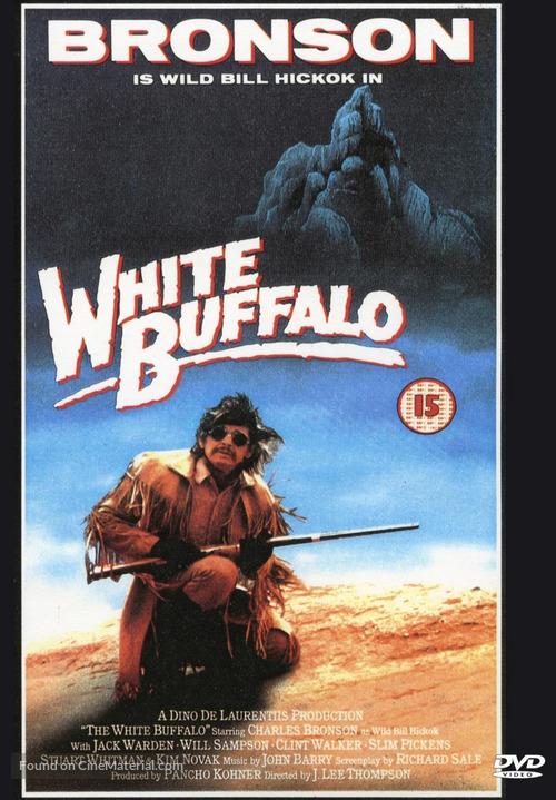 Movie white buffalo dvd