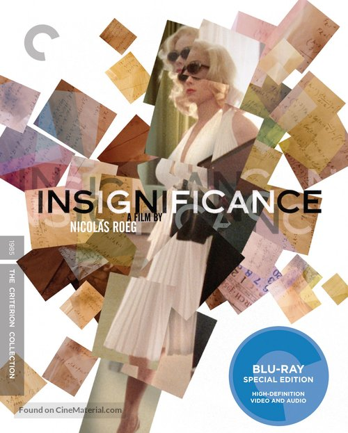 Insignificance - Movie Cover