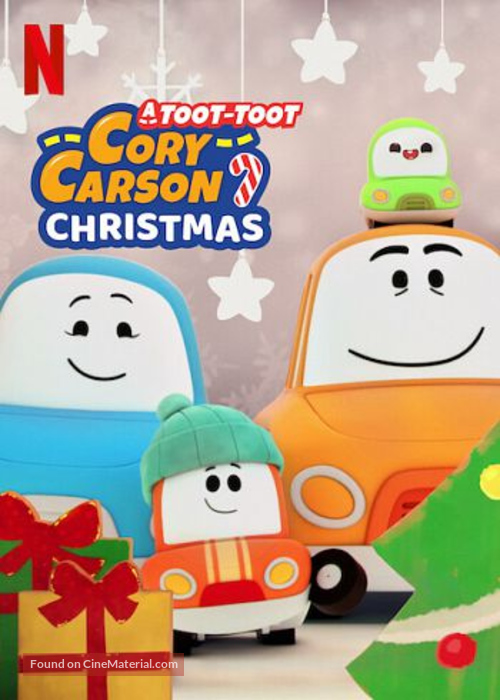 A Go! Go! Cory Carson Christmas - Video on demand movie cover