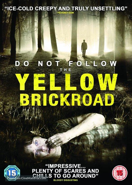 YellowBrickRoad - British DVD movie cover